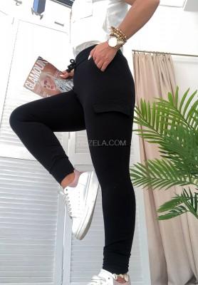 Spodnie Dresowe Deep Black