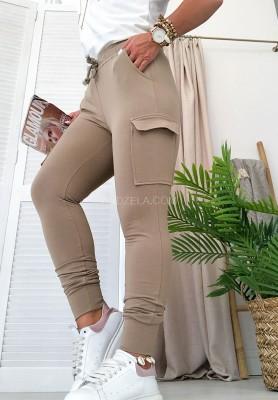 Spodnie Dresowe Deep Camel