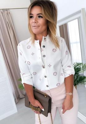 Koszula Loui Ecru