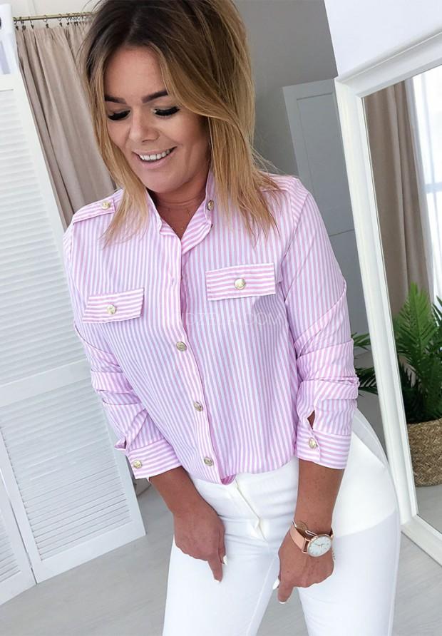 Рубашка Paski Lumena Puder