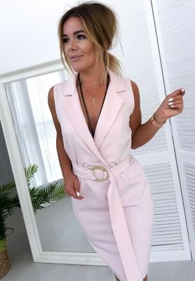 Sukienka Whitney Puder