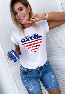 T-shirt American Heart