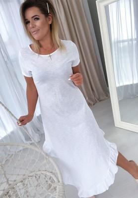 Sukienka Euphoria White