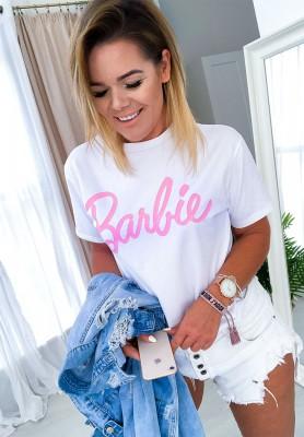 T-shirt Candy Biały