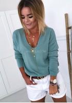 Sweter Parma Zieleń