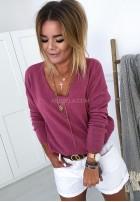 Sweter Parma Malina