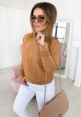 Bluza Basic Ultimate Camel