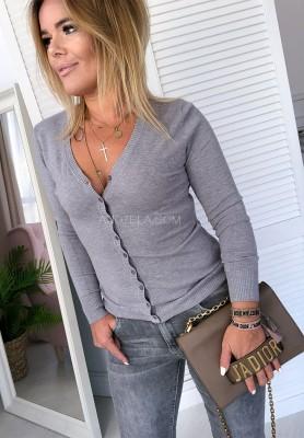 Sweter Classic Grey