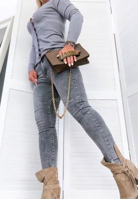 Spodnie Azaro Grey