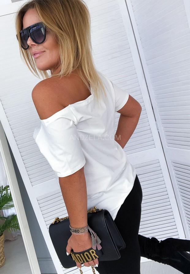 Bluzka LX White