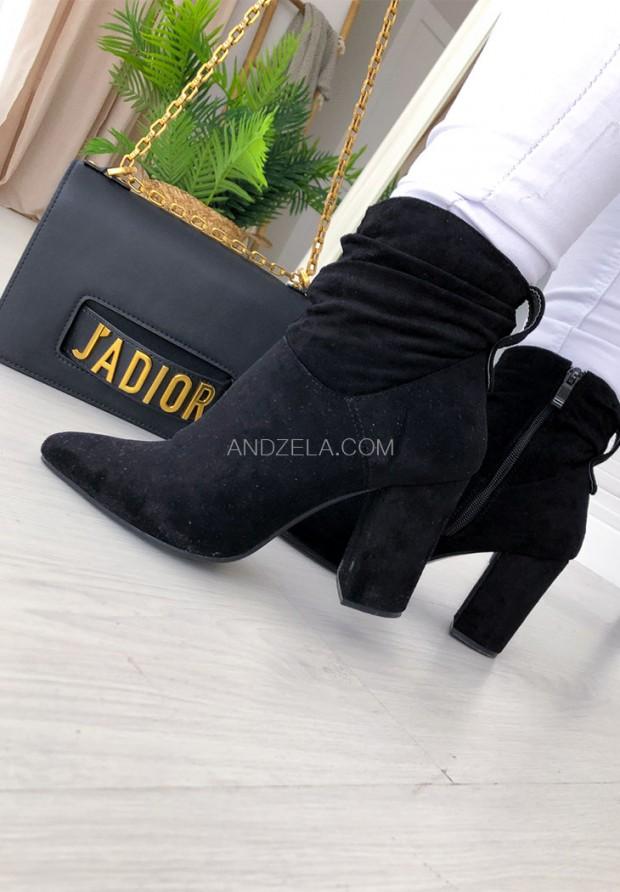 Ботинки Elegance Black