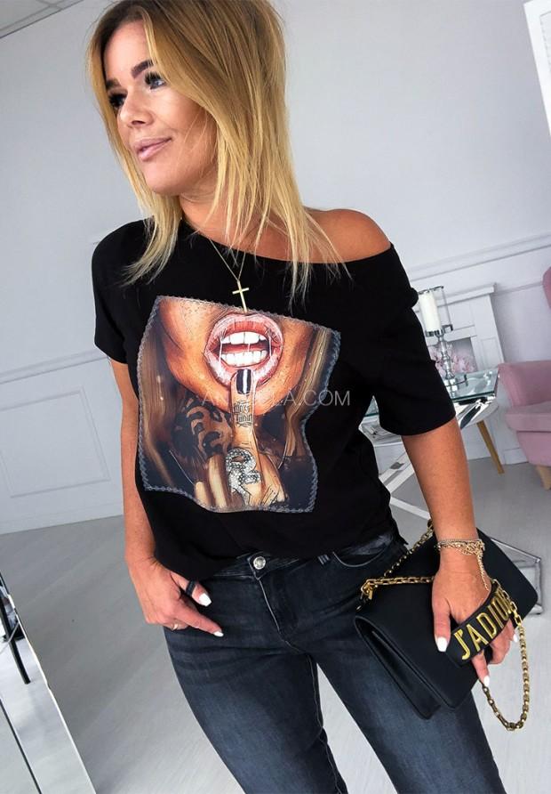 Блузка Hot Black