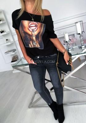 Spodnie Azaro Black