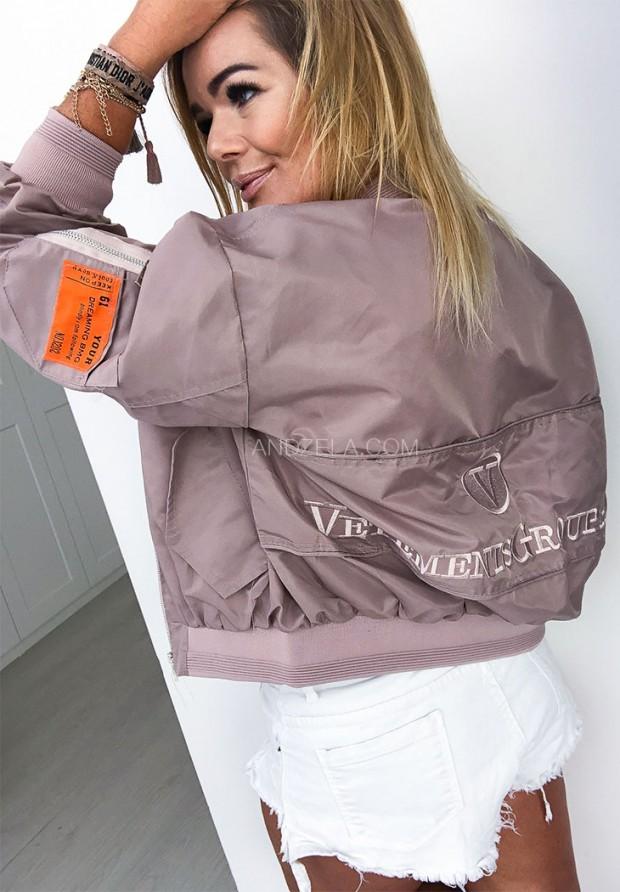 Куртка Bomber Jacket Puder
