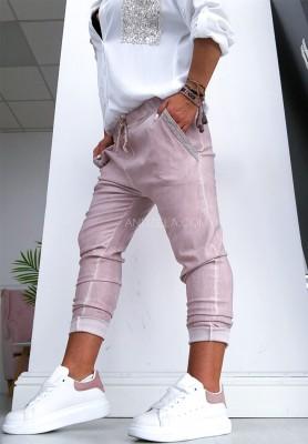 Spodnie Focus Puder