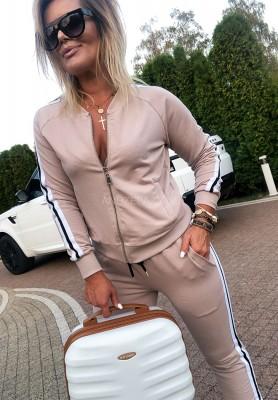 Bluza Total Girl Nude