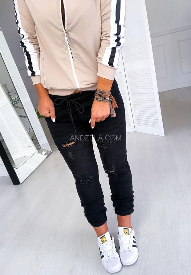 Spodnie Need Black