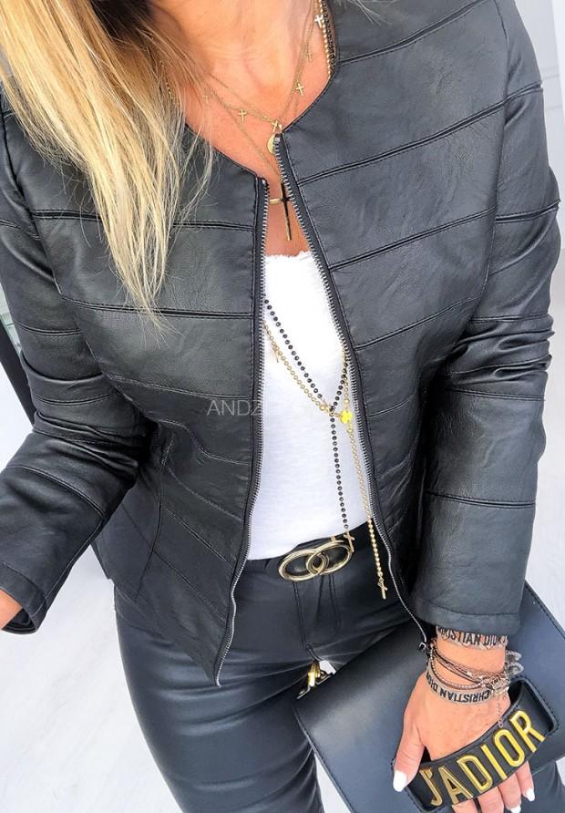 Kurtka Femme Black