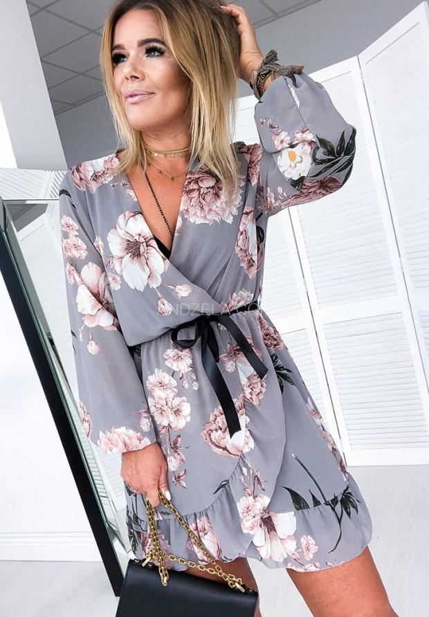 Платье Fairy Grey