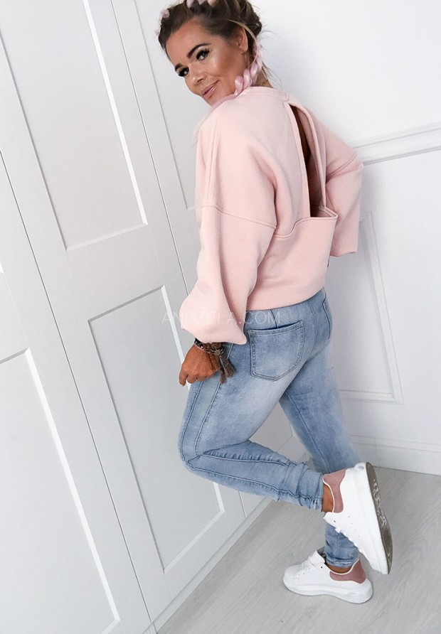 Bluza Selena Powder