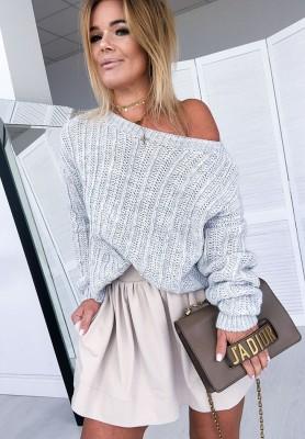 Sweter Emma Grey