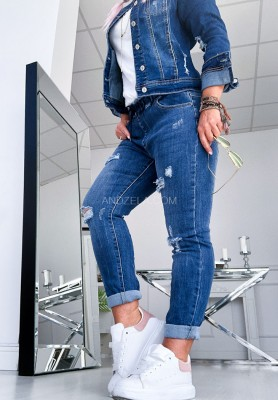 Spodnie Need Jeans Dark