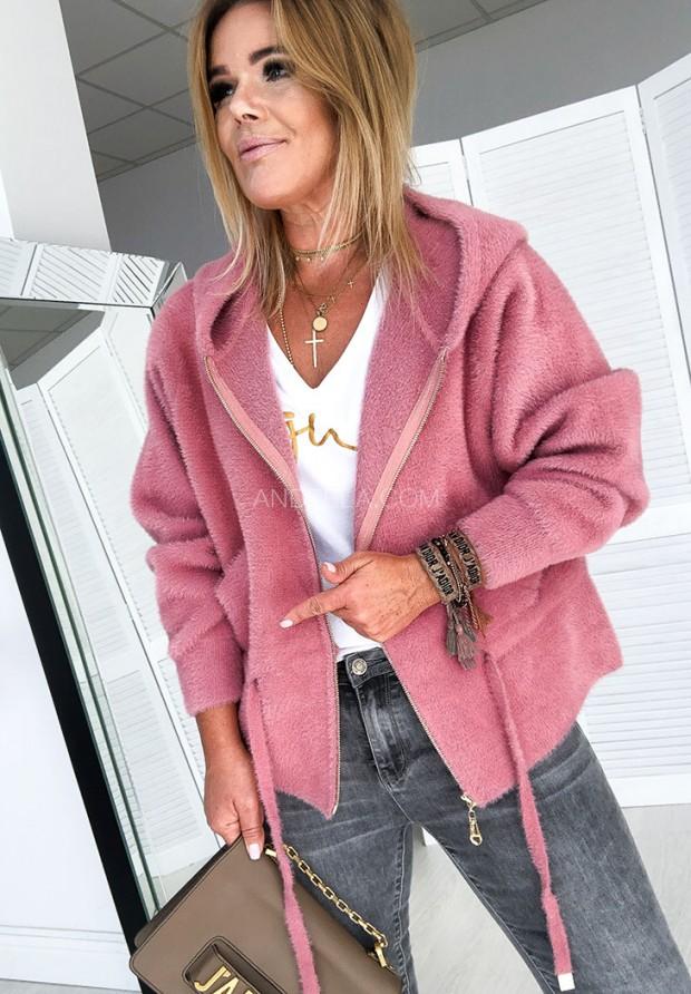 Куртка Alpaka Taylor Róż