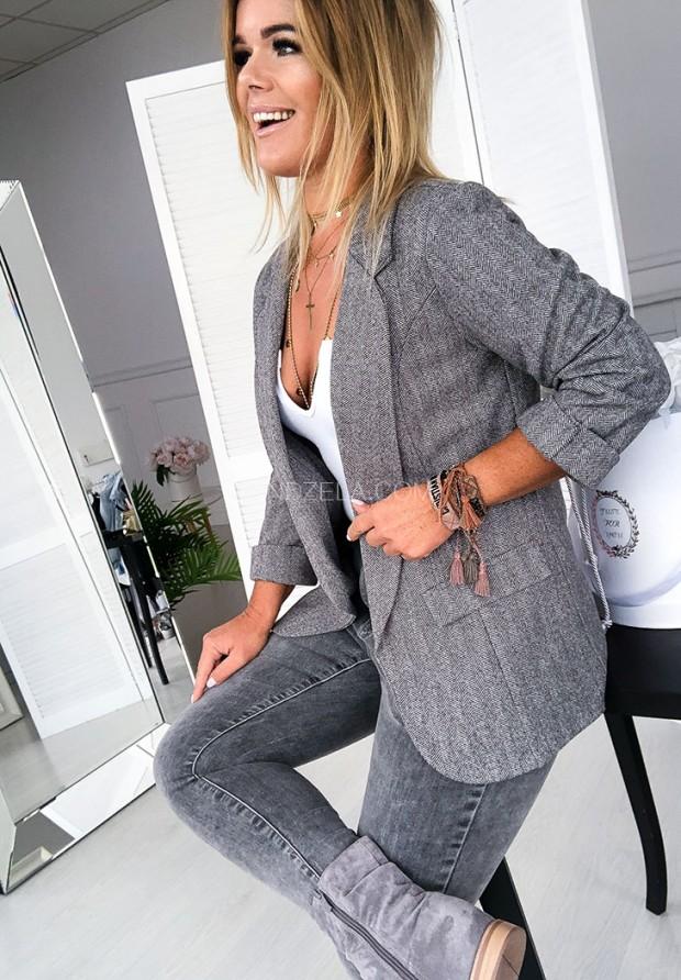 Жакет Virgin Grey