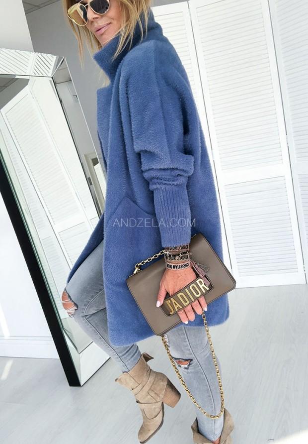 Płaszcz Alpaka Royal Jeans