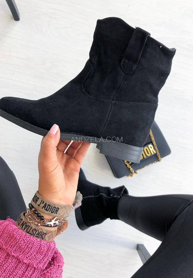 Ботинки Napoli Black