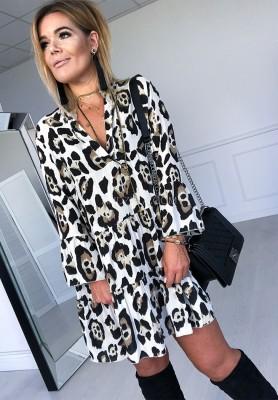 Sukienka Panther Print