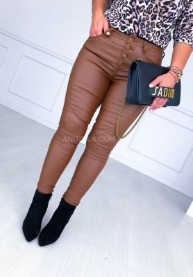 Spodnie Italy Camel