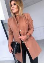 Płaszcz Glamour Camel