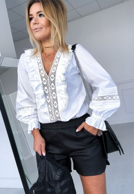 Koszula Tsarina Biała