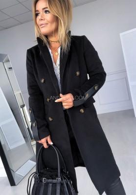 Płaszcz Chicago Czarny