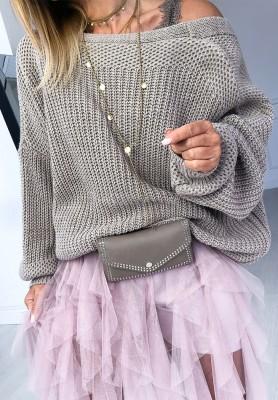 Sweter Torino Mokka