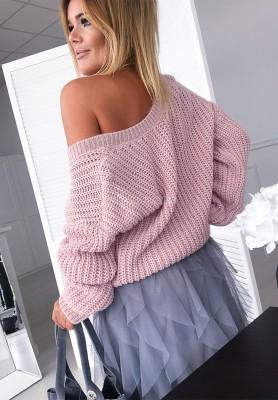Sweter Tasmania Puder