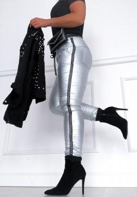 Spodnie River Silver
