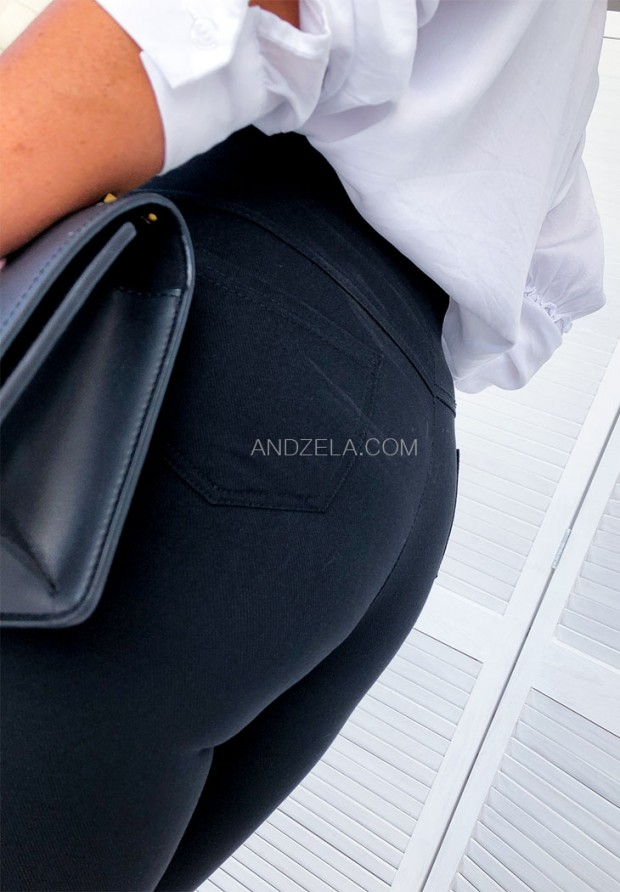 Spodnie Charli Black