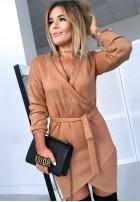 Sukienka Polly Camel