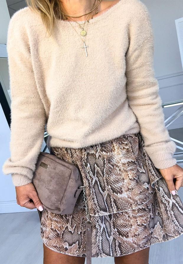 Sweter Sensual Beż