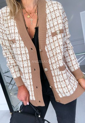 Sweter Canzo Camel