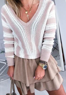 Sweter Marsill Puder