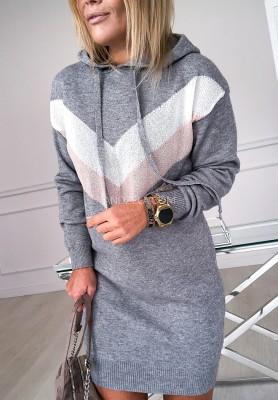 Sukienka Just Grey
