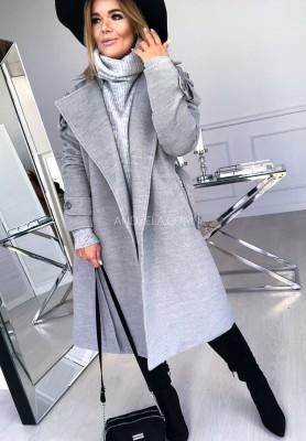 Płaszcz Gracia Szary