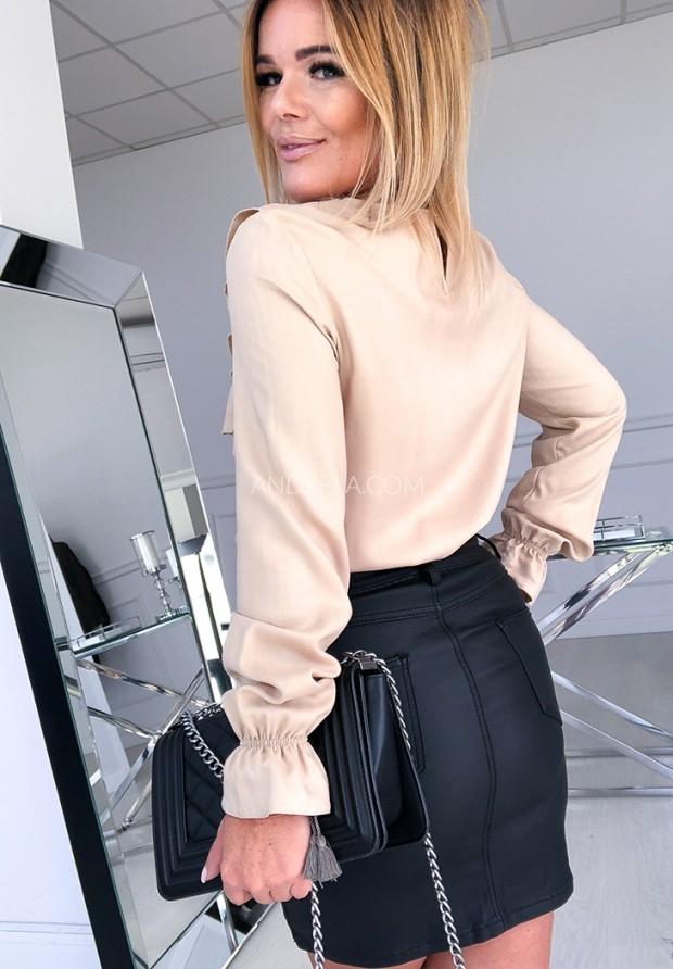 Bluzka Susane Beż