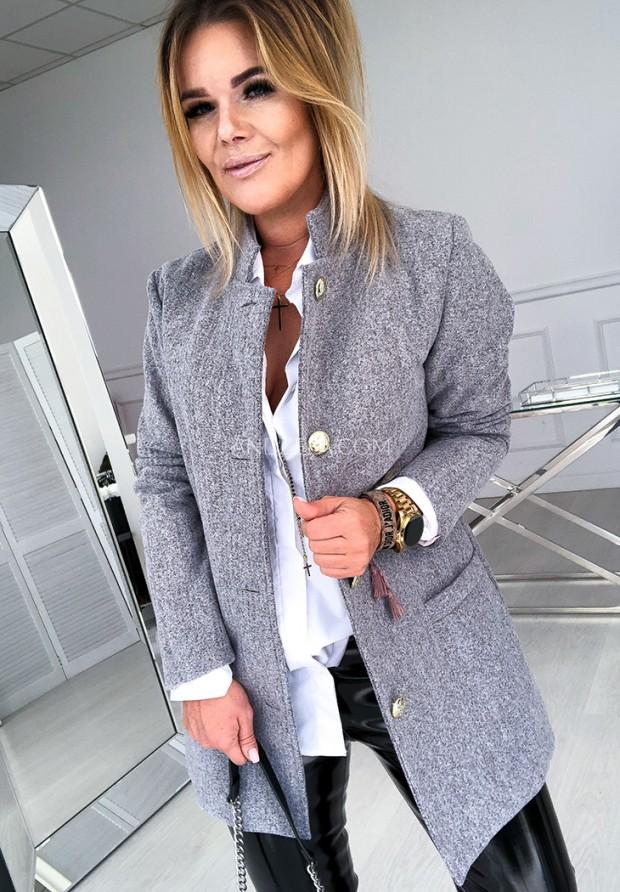 Пальто Milano Szary
