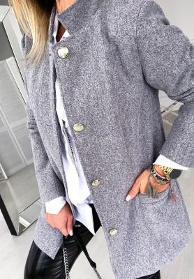 Płaszcz Milano Szary