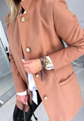 Płaszcz Milano Camel