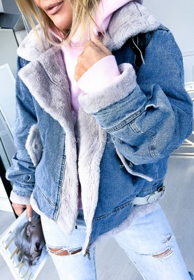 Kurtka Jeans Away
